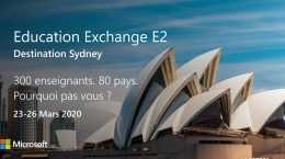 Education Exchange E2 : en route vers Sydney !