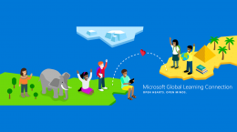 Participez au Microsoft Global Learning Connection 2020